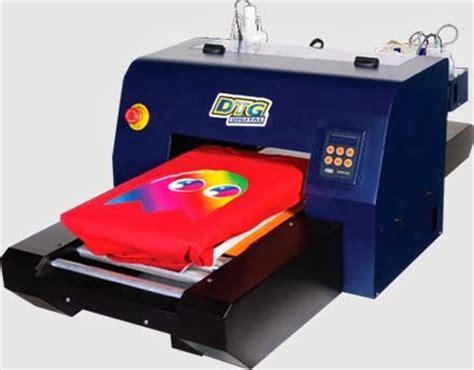 Printer Dtg Untuk Sablon Kaos peluang usaha sablon kaos digital mesin untuk ukm