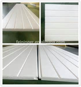 lightweight ceiling board xps grooved insulation board