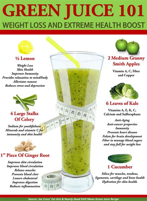 Fruit Juice Detox Weight Loss by Infographics Green Juicing For Seniors
