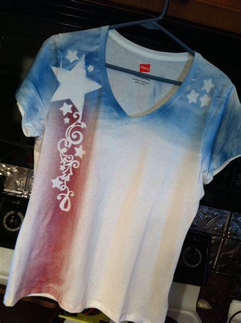 fourth of july diy diy 4th of july shirt so easy fourth of july shirts design and diy and crafts