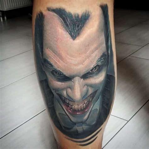 joker foot tattoo joker tattoos for men ideas and inspiration for guys