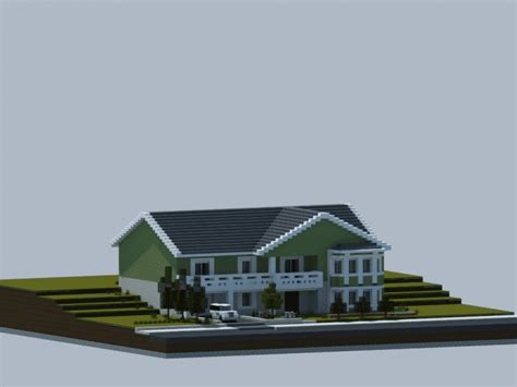 home design realistic realistic family house minecraft house design
