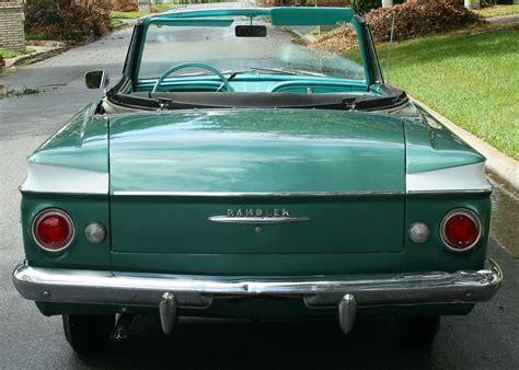 rambler car for sale 1962 rambler american convertible for sale