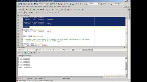 oracle sql create table pl sql drop table brokeasshome com