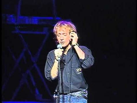 bee gees massachusetts 1989 bee gees robin gibb i started a joke live one for all