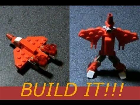 lego jet tutorial jet mini lego transformer build tutorial jetlag by