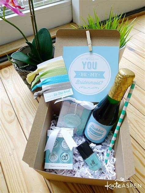 Best 25  Bridesmaid Invitation Box ideas on Pinterest