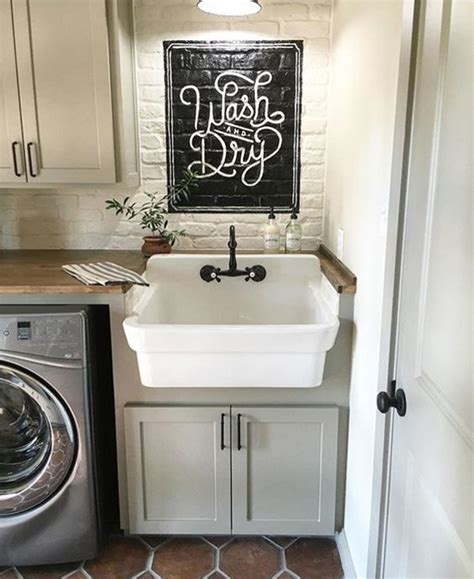 Rustic Laundry Room Decor 18 Most Beautiful Laundry Room With Vintage Style Home Design And Interior