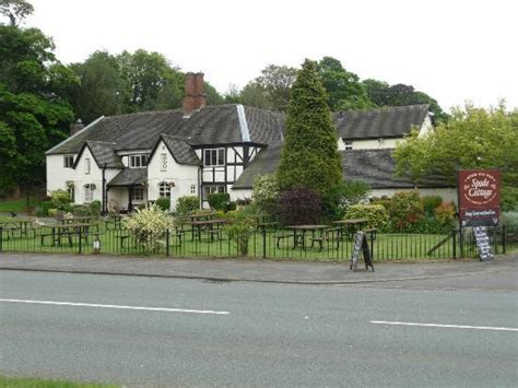 The Spode Cottage by Spode Cottage Pub Opposite The Canal Picture Of The
