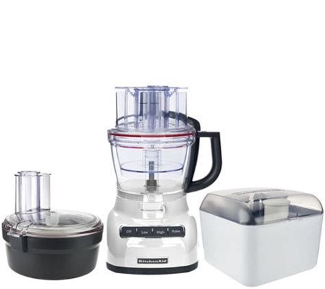 Kitchenaid 13 Cup Food Processor Kitchenaid 13 Cup Exact Slice Food Processor With Dicing
