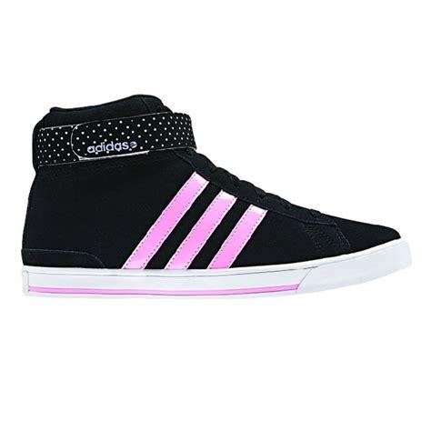 Promo Gratis Ongkir Sepatu Adidas Casual Sneakers Sport Gaya 1 adidas bbneo daily twist mid womens casual shoes black pink sportitude