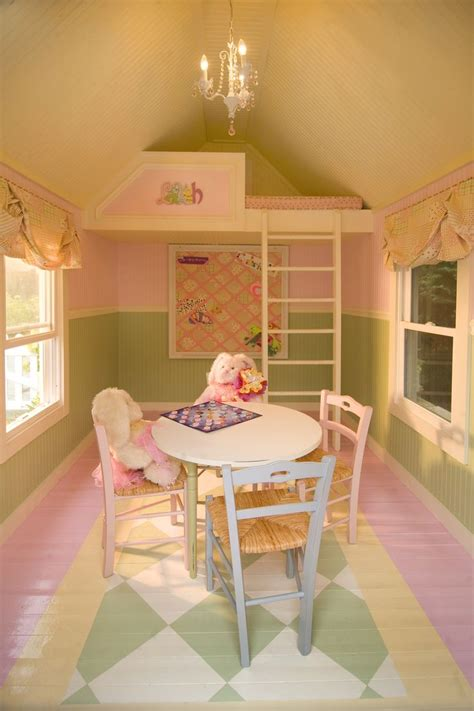 wooden wendy house plans the best painted playhouse ideas on pinterest kids plastic shed chandelier wooden
