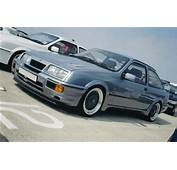 Ford Sierra Cosworth Rs500 Photos And Comments Www