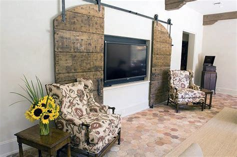 tv with doors to hide tv hide your tv diy projects decorating your small space