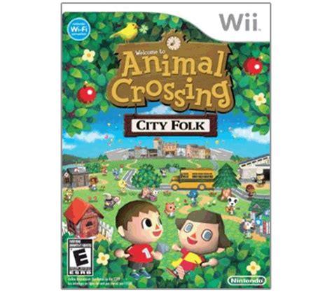 Animal Crossing City Folk Genie L by Nintendo Wii Animal Crossing City Folk