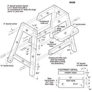 wood high chair plans   build diy woodworking