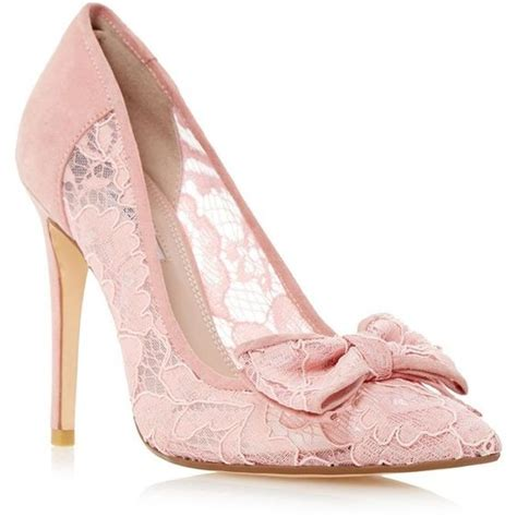 Heels Boots Bow Light Hitam light pink heels with bow www imgkid the
