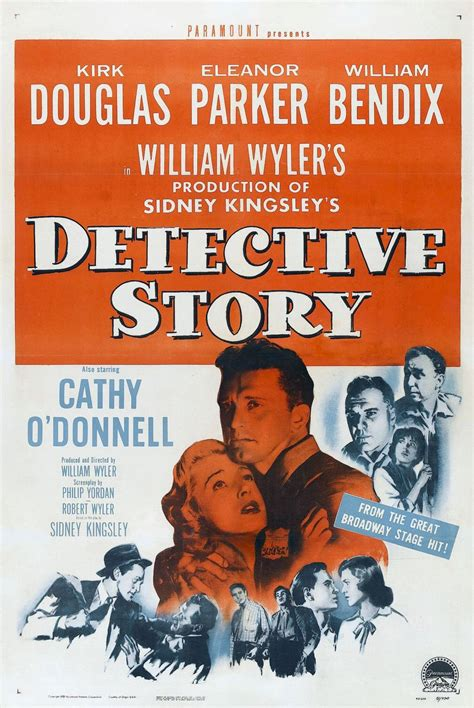 Classic Detective Stories classic and tv caf 233 william wyler s quot detective story quot
