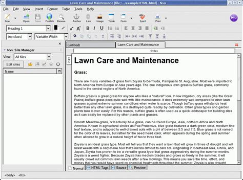 linux tutorial w3 linux text editors