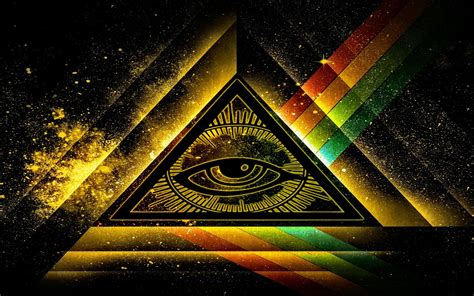 illuminati wallpaper trippy illuminati wallpaper 58 images