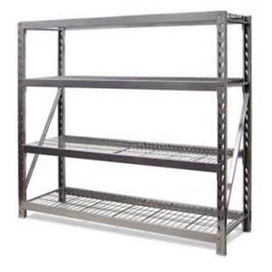 gorilla garage shelving gorilla rack 4 shelf storage rack shelving at hayneedle