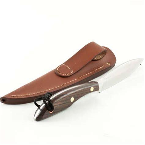 New Gesper Belt Knife grohmann d h original canadian belt knife new gr1 rosewood sheath ebay