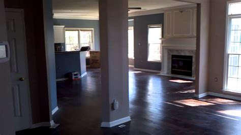 how to remodel a room kitchen remodel to an open floor plan with no wall youtube