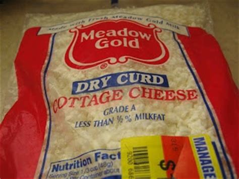 Dried Curd Cottage Cheese by Curd Cottage Cheese Great For Baking And Holding