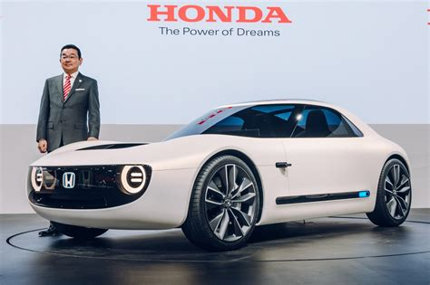 sport cars with honda reboots the 60s sports car with its ev