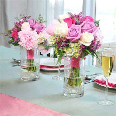 Flower Wedding Centerpiece by Centerpiece Ideas With Flowers Your Wedding