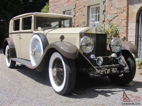 1930s phantom car 1930 rolls royce phantom ii