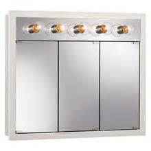 replacement parts for medicine cabinets broan 755379 granville lighted framed medicine cabinet 36