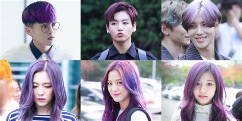 6 awesome k pop duos did your favorite pair make the kpop poll who is your favorite kpop idol with purple hair