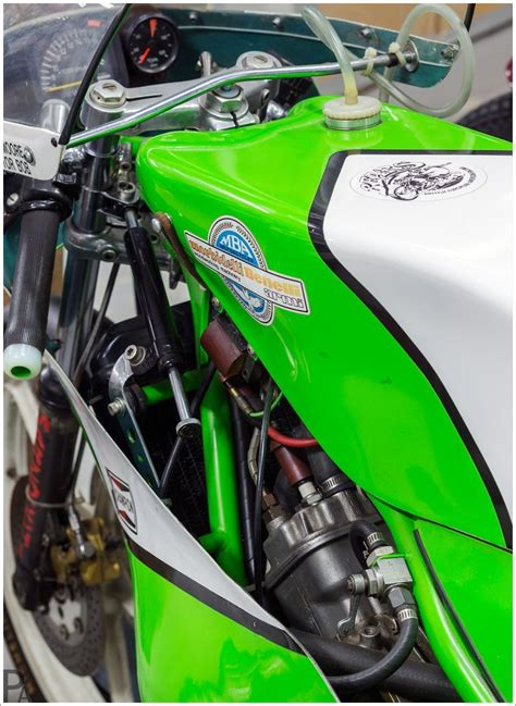 Mba Engine by Mba 125cc Racer 1974