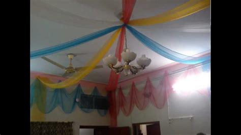 home decoration  wedding ceremony  lahore youtube