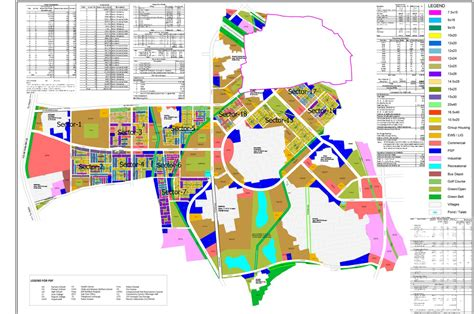layout plan of wave city ghaziabad wave city layout plans