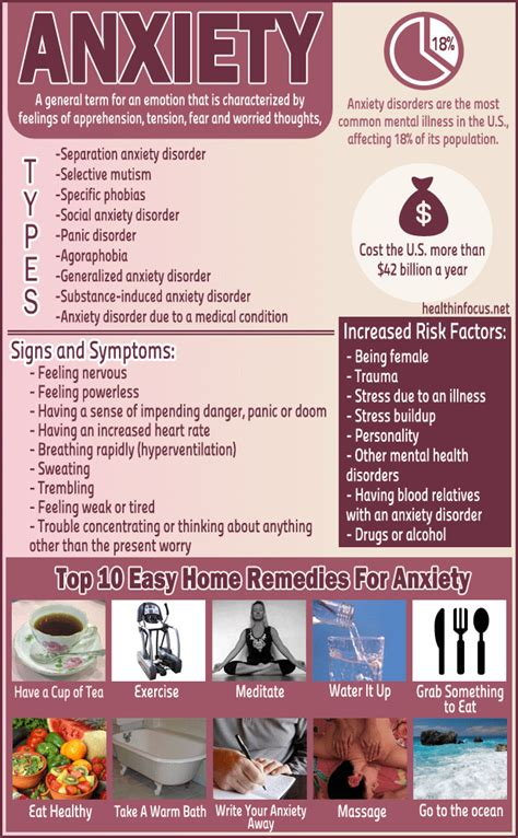 top 10 easy home remedies for anxiety herbs info