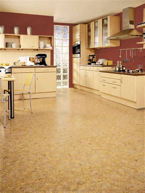 Cork Flooring Reviews Mesmerizing Cork Kitchen Flooring