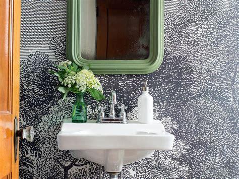 Powder Bathroom Design Ideas by 10 Gorgeous Powder Room Design Ideas Hgtv