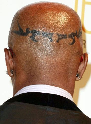 jamie foxx tattoo removal the worst tattoos in gigwise