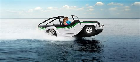 watercar panther the panther is the world s fastest amphibious vehicle