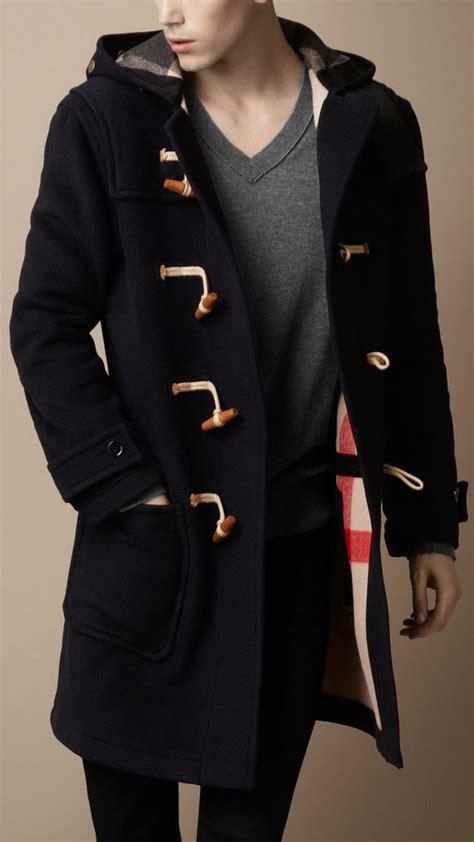 Jaket Pria Rocker Black conhe 231 a o duffle coat e veja algumas sugest 245 es de uso