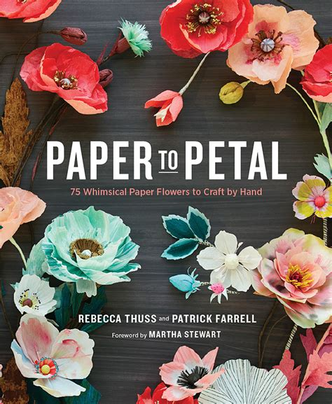 home paper to petal 75 whimsical paper flowers to