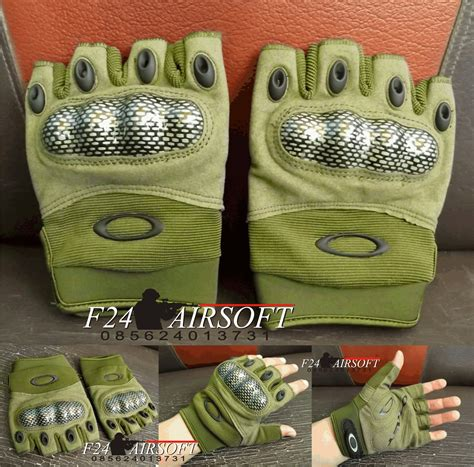 Sarung Tangan Okley f24 airsoft jual airsoft berbagai type kategori perlengkapan safety equipment