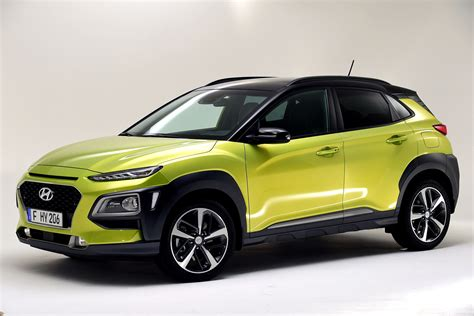 hyundai of new hyundai kona revealed pictures auto express