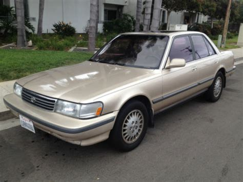 1992 Toyota For Sale 1992 Toyota Cressida For Sale Craigslist Used Cars For Sale