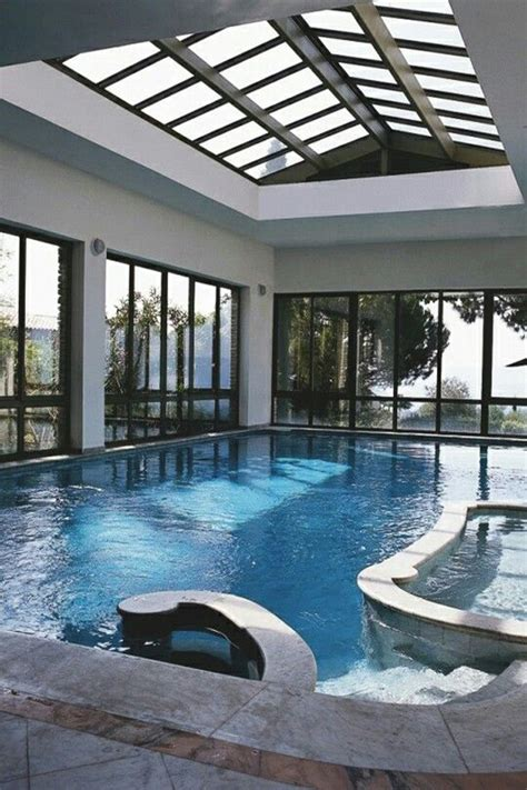indoor pools for homes indoor swimming pool with sunroom ideas