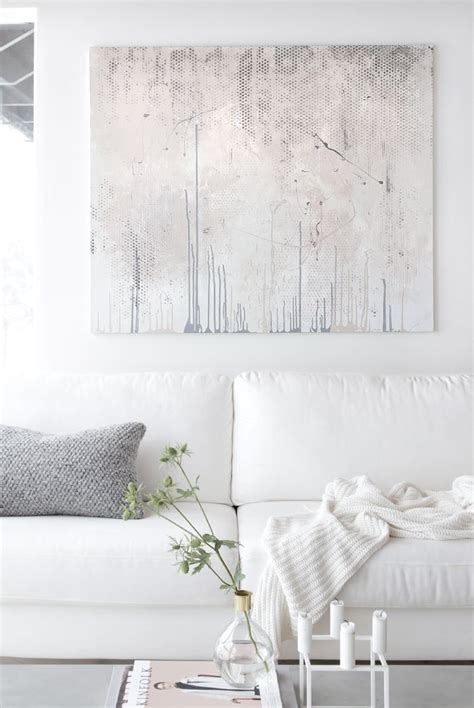 New Painting Stylizimo Blog Grey White Interiors And White And Grey Living Room
