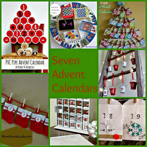 advent calander crafts