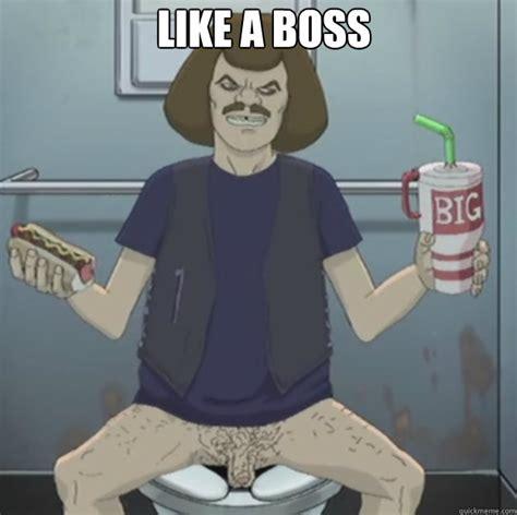Meme Boss - murder face like a boss memes quickmeme